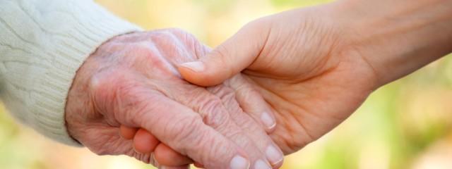 hands yellow